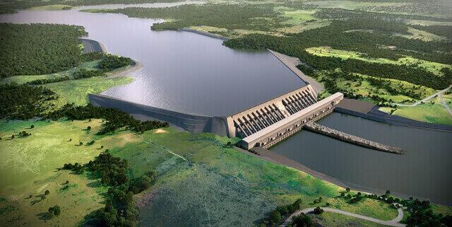Barra de Ancoragem 5/8 Belo Monte